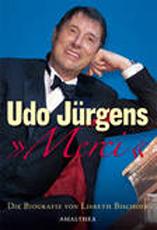 """Neue Bücher:  Udo Jürgens """"Merci"""""""
